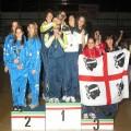 CTR Femminile-podio