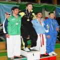 Matteo Juniores-podio