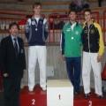 Matteo-podio Juniores