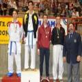 Michele-podio Juniores