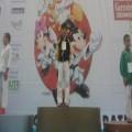 Gioele-podio Percorso