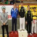 Juniores 60kg-podio