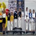 Kumite Dimostrativo-podio Femminile