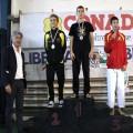 CA 61kg-podio