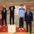 Cadetti 63kg-podio