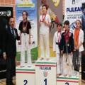 Saimon Irma-podio Kumite