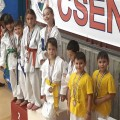 Maya Sofia Luca Diego-podio Kumite