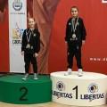 Maya Arianna-podio