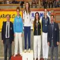 Giorgia-podio Juniores