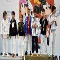 Marco-podio Kumite