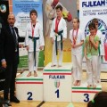Sofia-podio Kumite
