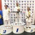 U12 40kgF-podio