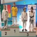 Alessio-podio Kumite