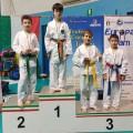Mattia Diego-podio Kumite
