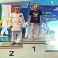 Vittoria-podio Kumite